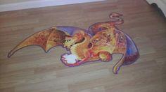Dragon puzzle 4/11/15