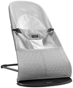 Baby Bjorn Bouncer Balance - Soft Silver/White Mesh - Free Shipping