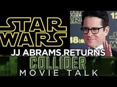 JJ Abrams Returns To Direct Star Wars Episode 9 - Movie Talk -- On this episode of Collider Movie Talk (Tuesday September 12th, 2017) Mark Ellis, Jon Schnepp, Perri Nemiroff, Dennis Tzeng, Natasha Martinez and Wendy Lee discuss the following... | ColliderVideos