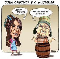 Pepe Mujica x Cristina Kirchner