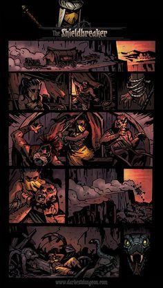 Darkest Dungeon Presents: The Shieldbreaker