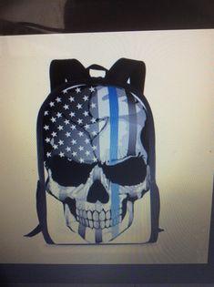 New custom designed backpack