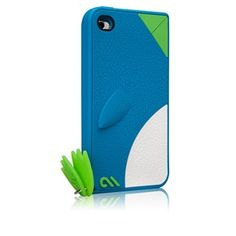 I want the #CaseMate Waddler Case for iPod Touch 4G in Waddler Blue from Case-Mate.com