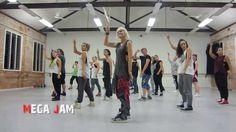 I love Mega Jam!!! Check out Jasmine's new video .  'Feelin' Myself' will.i.am ft. Miley Cyrus choreography by Jasmine Meakin (Mega Jam)