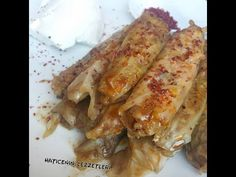 YouTube Turkish Recipes, Ethnic Recipes, Chicken, Youtube, Food, Ground Meat, Rice, Essen, Meals