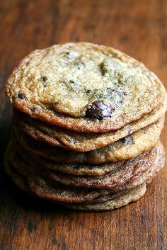 Canal House Chocolate Chip Cookies: So buttery and chewy, these cookies will leave you more than simply satisfied.