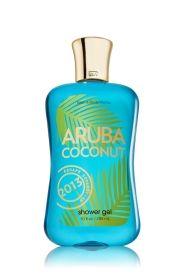 Aruba Coconut Shower Gel - Signature Collection - Bath & Body Works