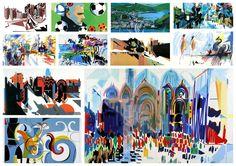 Nadir Afonso Collection XVI