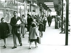 Greater Hamilton Shopping Centre. Hamilton Historical collection. Nov. 4, 1960