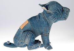 Шьем из старых джинсов — Рукоделие
