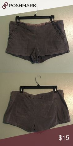 Navy Blue Lightweight Short Comfiest shorts I own! Love this stylish & unique shorts that go with almost any top! 🚫NO TRADES🚫 American Eagle Outfitters Shorts