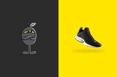 Intercity – Nike Presto iD: Lemon Ninja