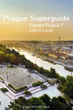 Looking for local advice? We've got just the guy to give it to you. Prague Superguide is a curated guidebook written and published by local authority Míra Valeš. We asked him for advice on a selection of Prague's neighborhoods and he delivered.  #visitczechrepublic #likeaczech #summer #czechsummer #prague #holesovice #praha7 #hiddengems #localguide