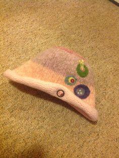 Fun Felted Hat