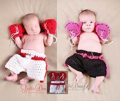 Trouver plus Tenues Informations sur Livraison gratuite, Crochet bébé gants de…