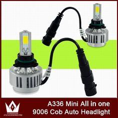 31.99$  Watch here  - Cheetah car led light A336 3 SMD led 3300 LUMEN 36W 3000K 6000K 9006 LED Headlight CAR Auto MOTOR COB LED Headlight or Fog light