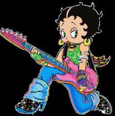 Betty Boop | Animations-van-francisca.nl