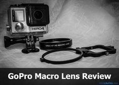 GoPro macro lens review. Orea 12.5x magnification lens. #gopro #macro #lens #review