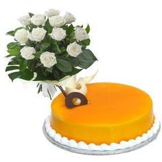 Buy And Send CAKES With Flowers Bouquet Chocolate To Your Loved Ones Show