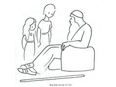 am old jpg description dessin d annie vallotton annie vallotton s Good News Bible, Bible Illustrations, Catholic Prayers, Annie, Draw, Hit, Painting, Lord, Sketch