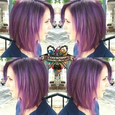 Beth and her pastel purple dream @arcticfoxhaircolor #arcticfoxhaircolor I used violet dream arcticmist and purple rain to create this multi dimensional pastel shade #behindthechair #btcpics #modernsalon #beautylaunchpad #colormelt #hairpainting #purplehair #pastelhair #mermadians #hairgod_zito #ScissorSalute #whocuts #hotonbeauty