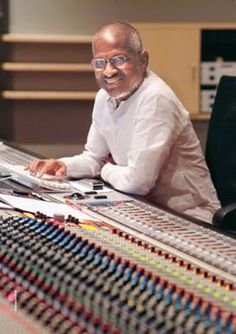 tamil music legend..........our very own Ilayaraja