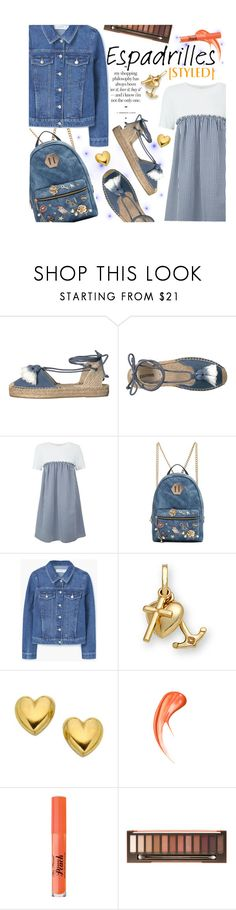 """""""Spring-Summer 17 (Plus Size Chic)"""" by foolsuk ❤ liked on Polyvore featuring Soludos, ALDO, MANGO and Urban Decay"""
