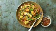 Vegetable curry recipe - BBC Food