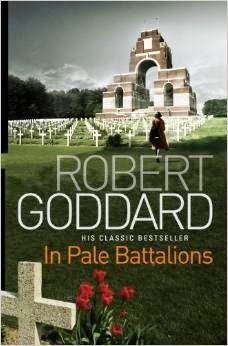 Left on the Shelf: In Pale Battalions by Robert Goddard