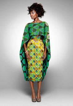Kwanzaa inspired fashion