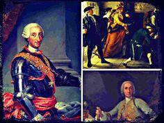 El Motín de Esquilache se produjo durante el reinado de Carlos III y se extendió desde Madrid a otras poblaciones españolas a lo largo de más de dos meses.