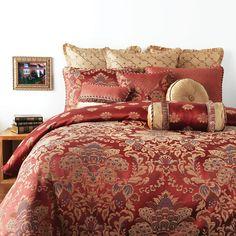 Waterford Hamilton Queen Comforter | Bloomingdale's