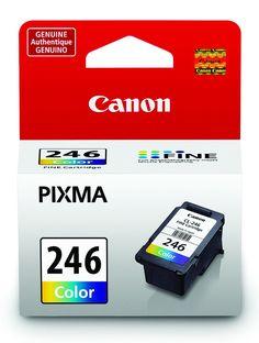 Canon CL-246 Color Cartridge