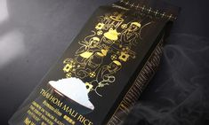 ALL THAI Thai Hom Mali Rice on Packaging of the World - Creative Package Design Gallery