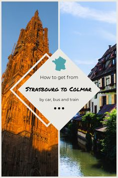 For many visiting Strasbourg France is the easiest way to access Colmar for a day trip or a longer stay. Trains from Paris terminate here, and flights from European destinations land at Strasbourg Airport. Let's take a look at how to get from Strasbourg to Colmar.  Strasbourg | Strasbourg Alsace | Strasbourg Alsace France | Colmar | Colmar France | Colmar to Strasbourg | Strasbourg to Colmar | Things to do in Colmar | Things to do in Strasbourg | Colmar by train | drive to Colmar | Bus to…