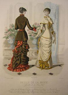Revue de la Mode 1880