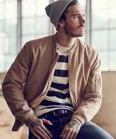 H&M The Outdoor Man 2016 Men's Lookbook