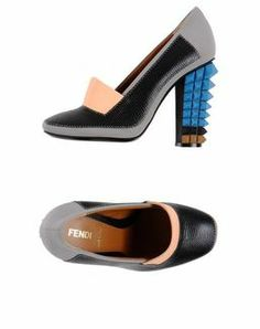 Givted- #mocassins with #heel