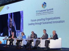 IBS Customer Summit 2016 provided a platform for discussing business prospects of industries. Pico Image, Summit 2016, International Teams, Event Organiser, Ibs, Conference, Innovation, Presentation, Management
