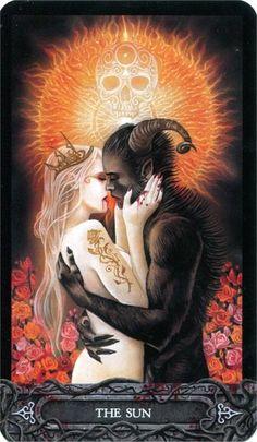 Tarot of Vampyres ► The Sun