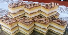 Tiramisu, Waffles, Cake Recipes, Food And Drink, Sweets, Cooking, Breakfast, Ethnic Recipes, Desserts