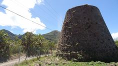 Ruins of a Fogarty's sugar mill