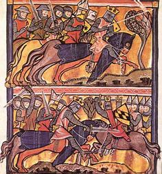 Horses in the Middle Ages - Wikipedia, the free encyclopedia