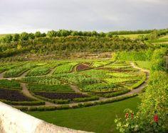 The remarkable gardens of La Chatonnière: Garden of Abundance