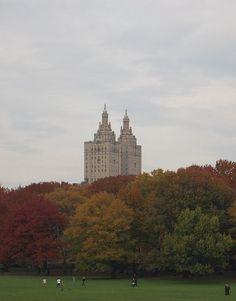 Iconic NY photo
