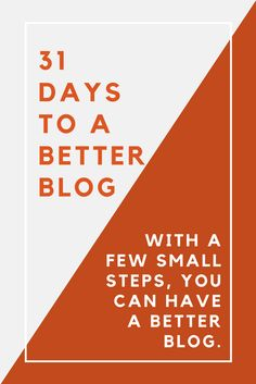 Blogging takes work; but it can be a very profitable endeavor! Here are a few resources and tips to help build a better blog day by day!