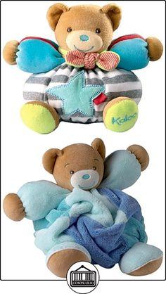 Kaloo - Plume grande oso, color azul (1099694615)  ✿ Regalos para recién nacidos - Bebes ✿ ▬► Ver oferta: http://comprar.io/goto/B007WPJS7C