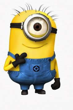 """After watched """"Despicable Me 2"""" movie, I really want to make Minion Hat & Booties. I dont want just make """"minion"""" buat I would make it as ..."""