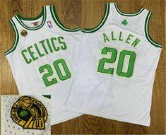 Dybory Trajes Jersey Baloncesto 95~105cm Pantalones Cortos C/ómodo,Verde,2XS Top De Entrenamiento para Aficionados Boston Celtic # 11 Irving Retro Swingman Jerseys