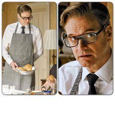 Colin as Harry Hart
